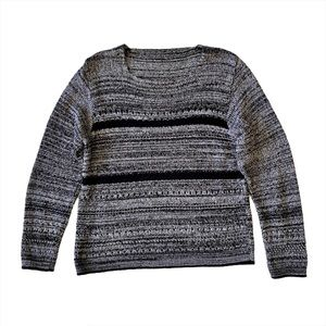 Soft Knit Crew Neck Sweater